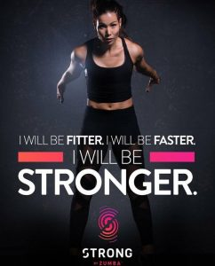 Strong by Zumba with Baltimore Fitness